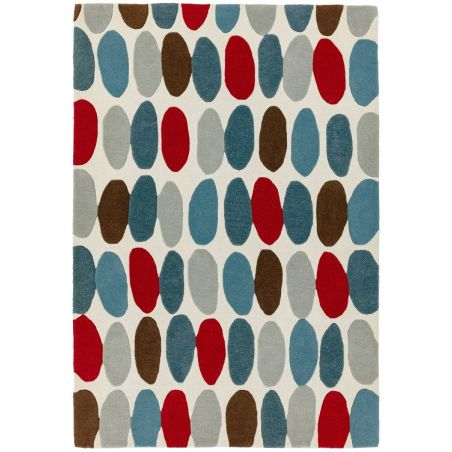 Tapis Design Pop  Pure laine tufté main Julia