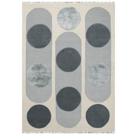 Tapis luxe PUNTINO LINIE DESIGN