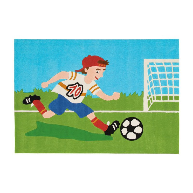 Tapis Enfant Football par Arte Espina