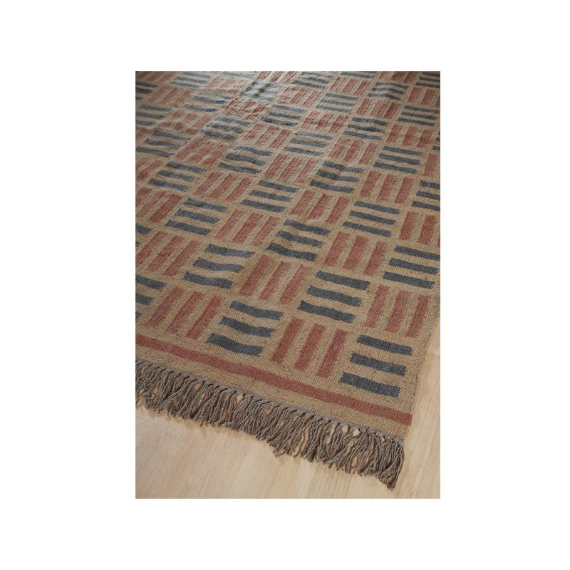 Tapis Home Spirit Doug rétro chic