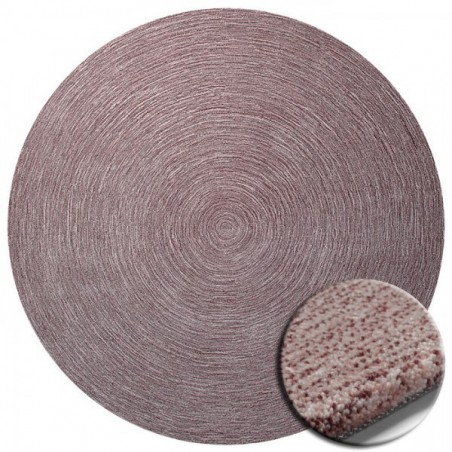 Tapis Rond Beige Colour in Motion par Esprit Home