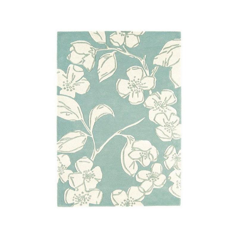 Tapis Floral Devore par Joseph Lebon
