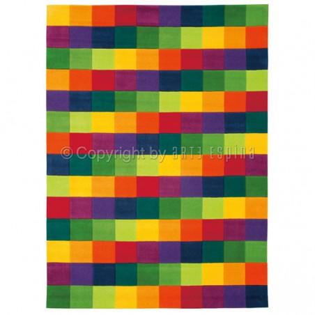Tapis Colour Festival Pixel par Arte Espina