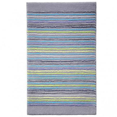 Tapis de Salle de Bain Violet Cool Stripes par Esprit Home