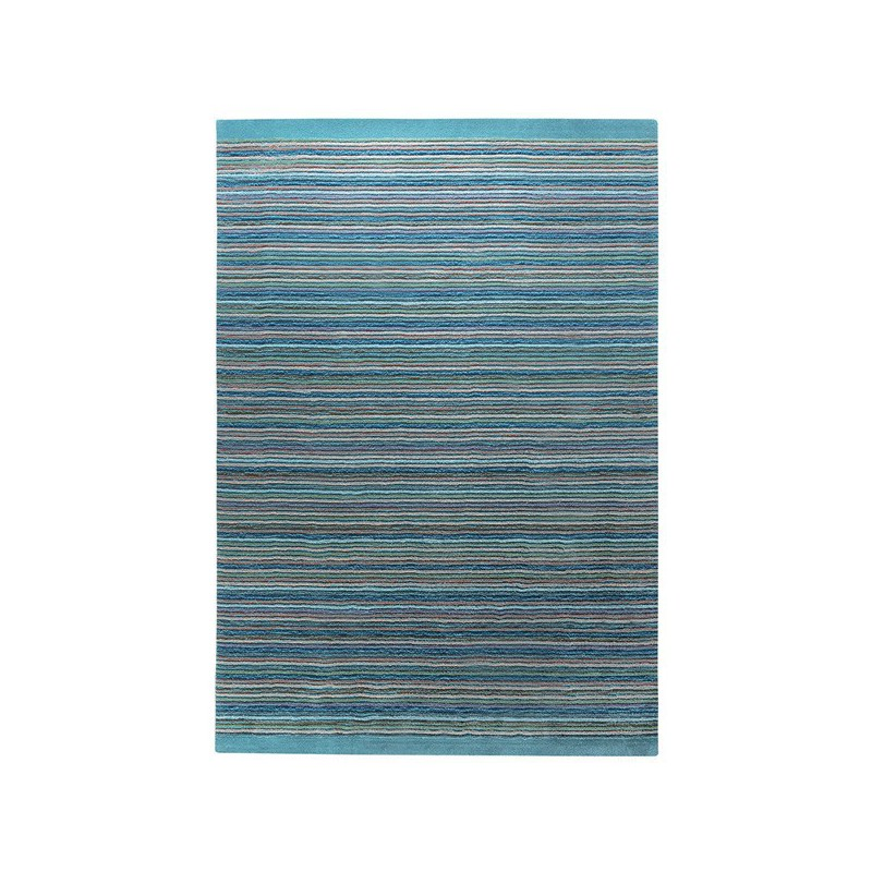 Tapis Moderne Samba Stripes Multicolore par Esprit Home