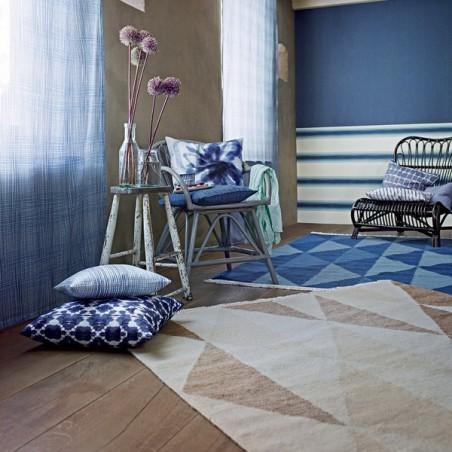 Tapis Tissé Main Natural Triangular Beige par Esprit Home
