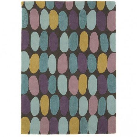 Tapis Design Pop Julia Multicolore par Joseph Lebon