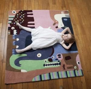 Tapis Art For Kids Pour Enfant Tapis Chic Le Blog