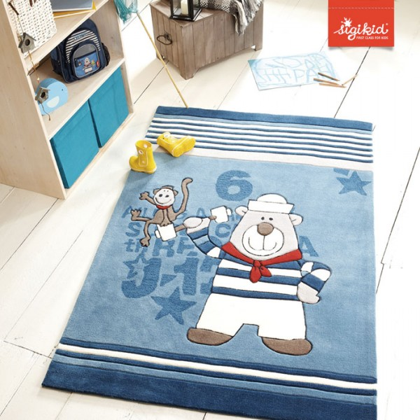 tapis enfant sigikid tapis chic le blog. Black Bedroom Furniture Sets. Home Design Ideas