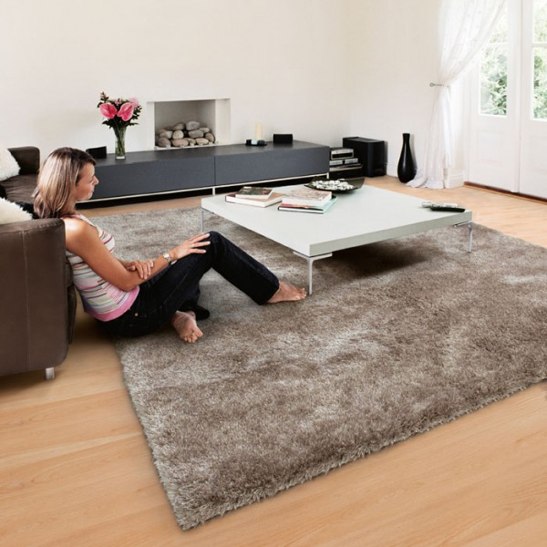 tapis shaggy swing arte espina tapis chic le blog. Black Bedroom Furniture Sets. Home Design Ideas