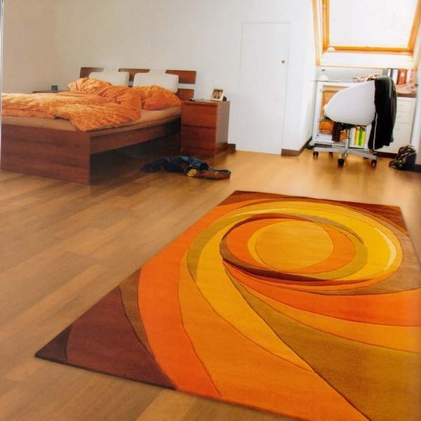 Tapis set Highlights orange par Arte Espina - Le blog Tapis ...