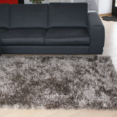 Tapis Longues M Ches Taupe Tapis Chic Le Blog