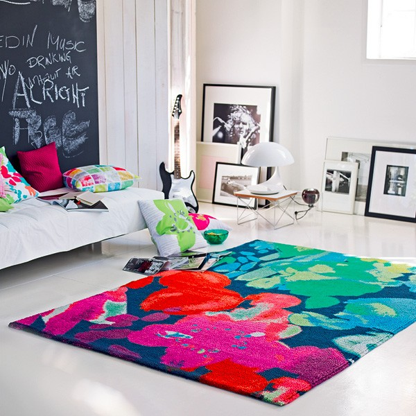 tapis esprit home d coration 2014 tapis chic le blog. Black Bedroom Furniture Sets. Home Design Ideas