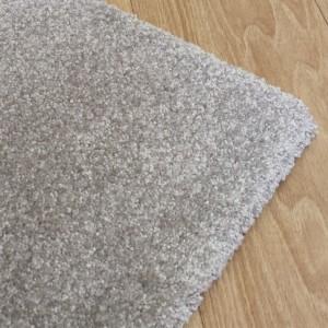 Tapis design gris sur mesure par Tapis Chic Collection