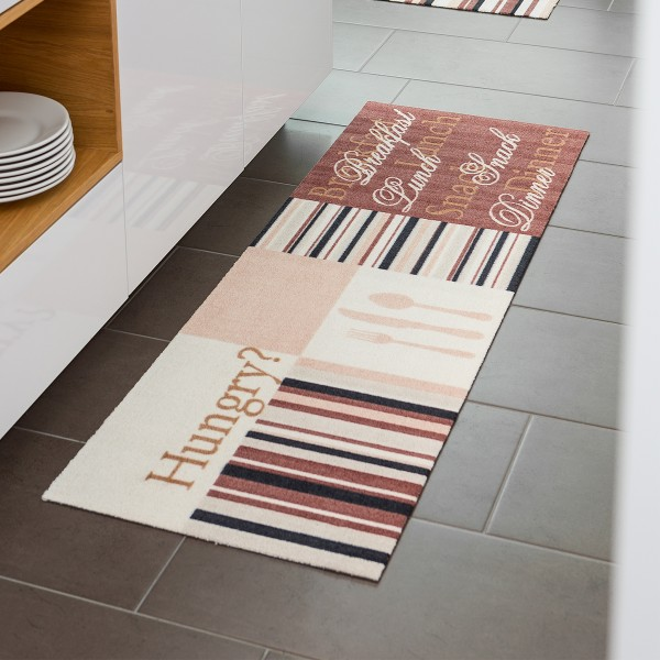 Tapis de cuisine original for Tapis long cuisine