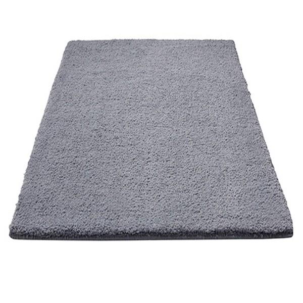 Voir ce tapis de bain gris sur Tapis-Chic.com