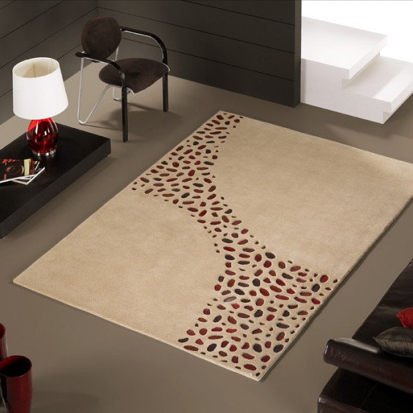 le tapis ethnique chic cr ez une ambiance exotique tapis chic le blog. Black Bedroom Furniture Sets. Home Design Ideas