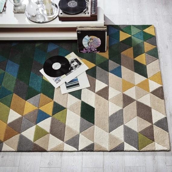 tapis design prism