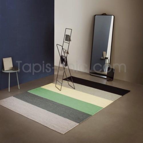 Tapis contemporain Boa par Linie Design