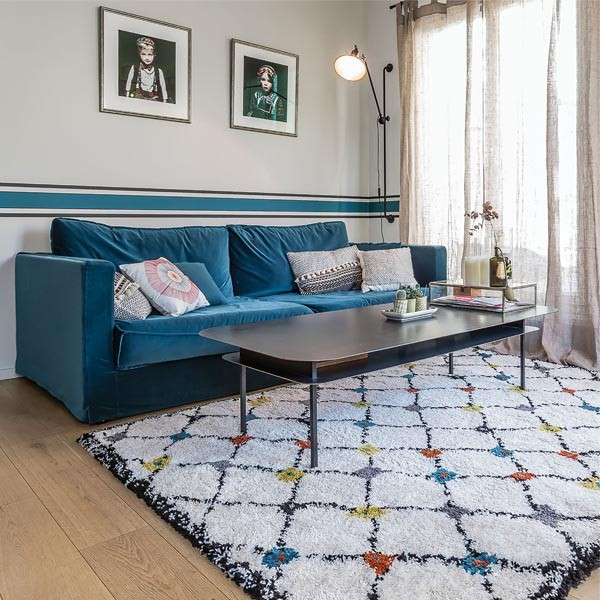 tapis chic le blog informations tendances et bons plans concernant le monde de la d coration. Black Bedroom Furniture Sets. Home Design Ideas