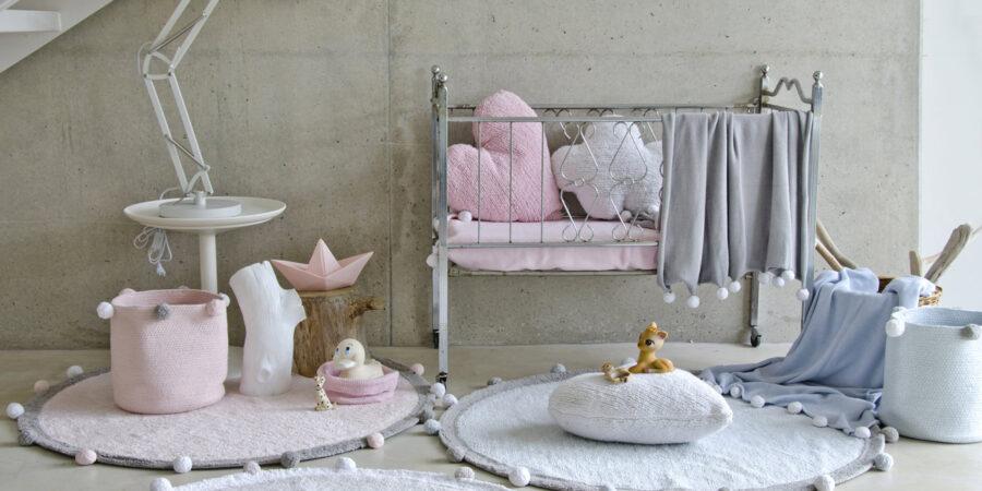 Tapis pour chambre d'enfants lavables en machine Lorena Canals