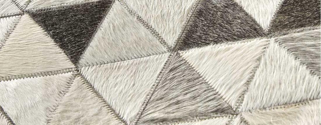 tapis en cuir fibres naturelles tapis chic. Black Bedroom Furniture Sets. Home Design Ideas