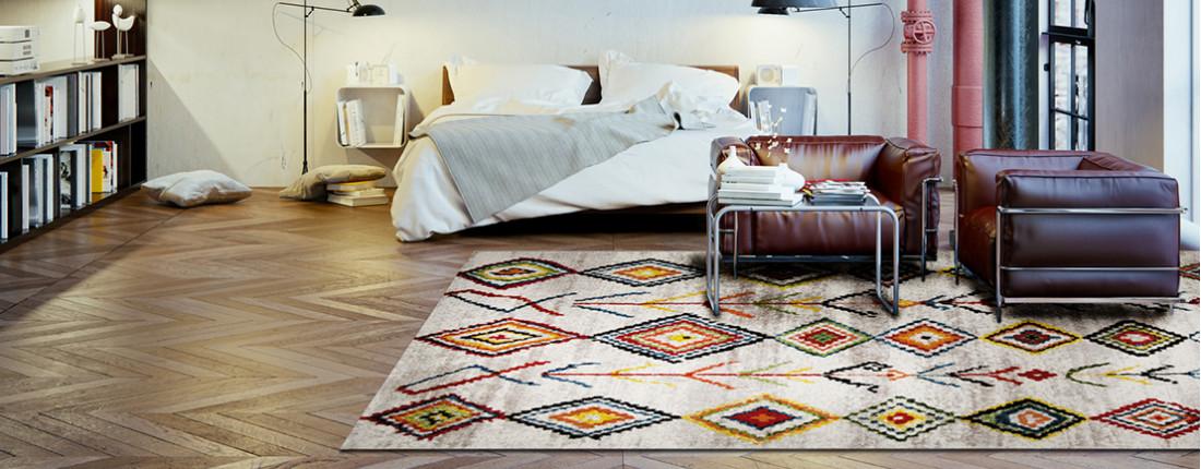 tapis 200 x 200 cm tapis carr design. Black Bedroom Furniture Sets. Home Design Ideas