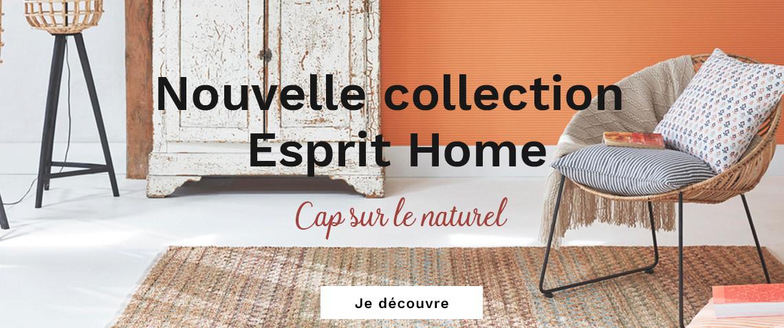 Découvrez la nouvelle collection de tapis par Esprit Home
