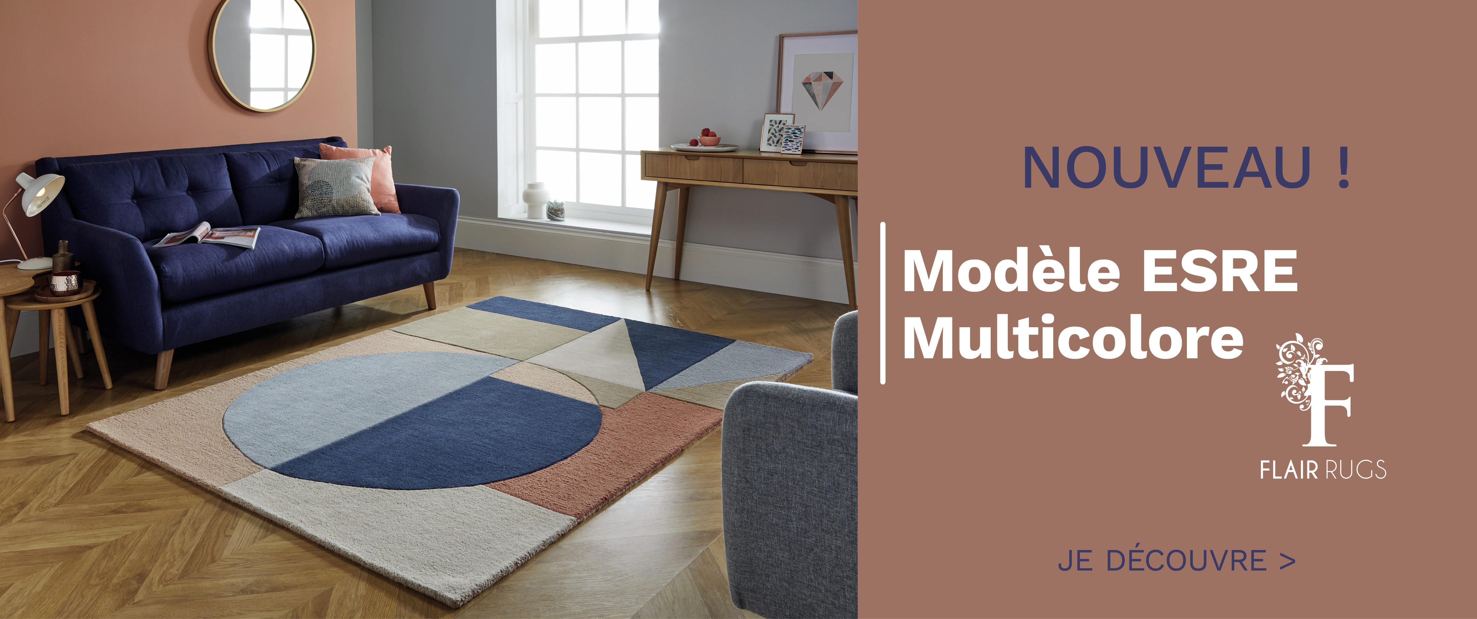 Découvrez notre sélection de tapis flair rugs