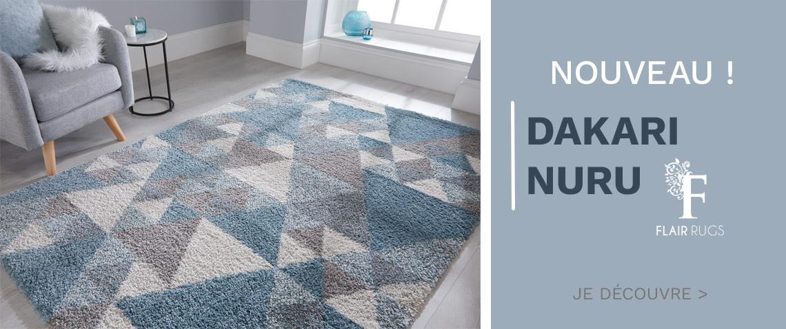 Découvrez nos nouveaux tapis de la gamme Flair rugs