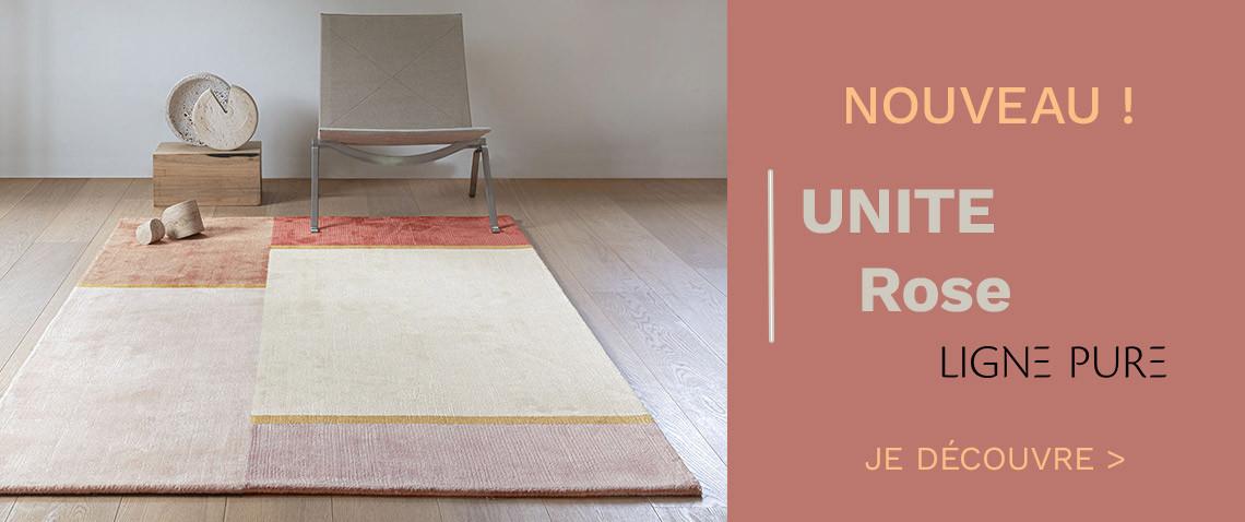Découvrez nos nouveaux tapis de la gamme Ligne Pure